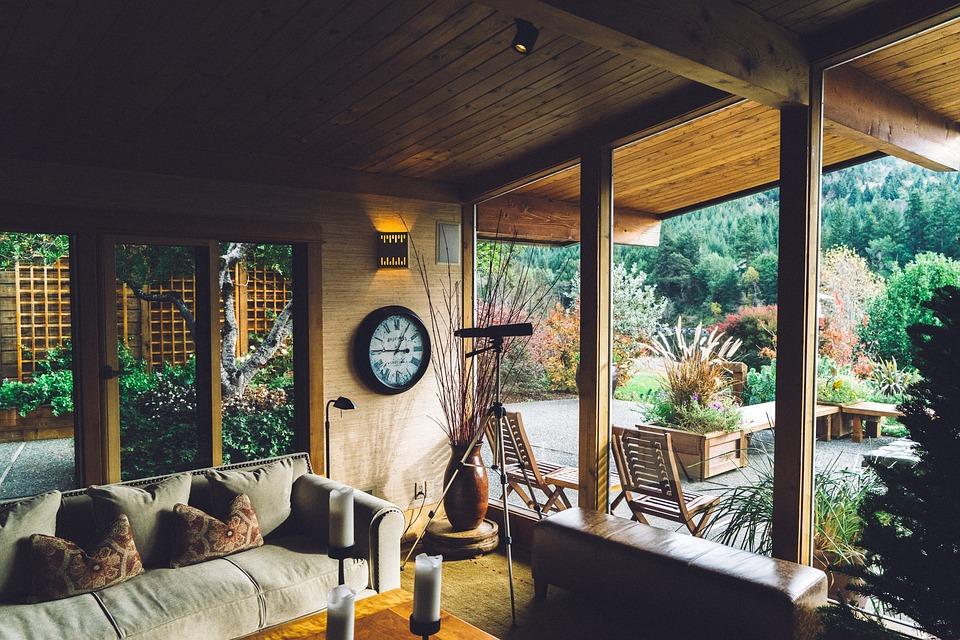 Liukuvan patio-oven edut